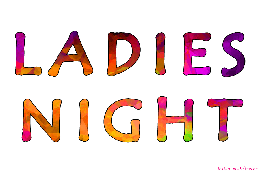 Ladies-Night Sprüche & Spruchkarten